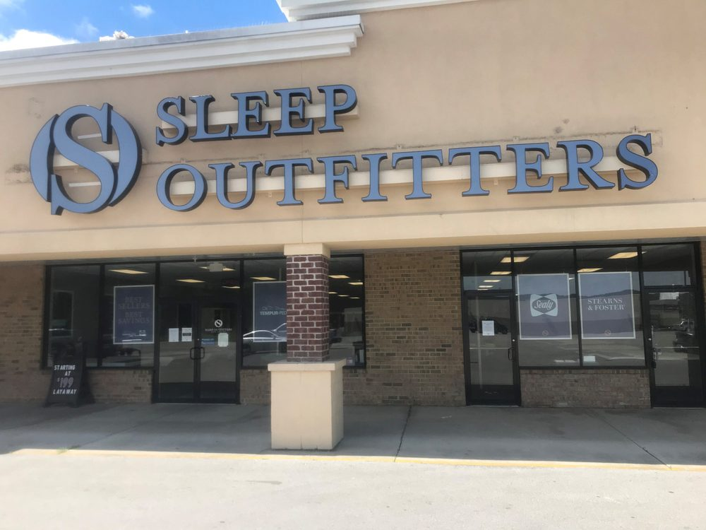 Sleep Outfitters: 352 Kroger Center Dr, Morehead, KY