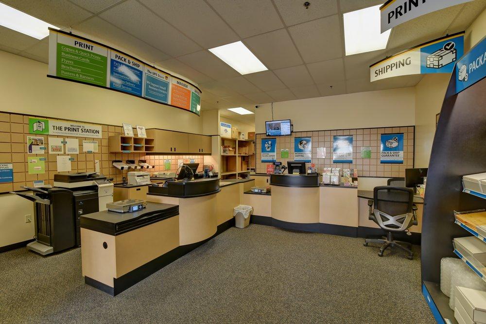 The UPS Store: 13319 Poway Rd, Poway, CA