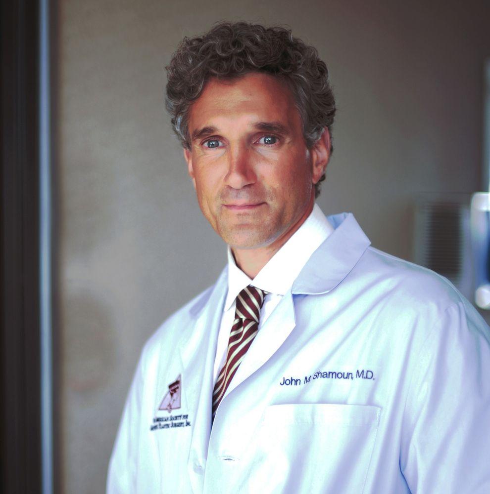 John M. Shamoun, MD FACS