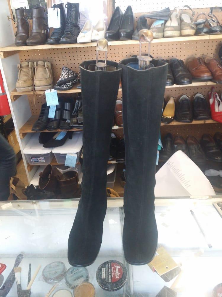 Bob Shoe Repair Santa Ana