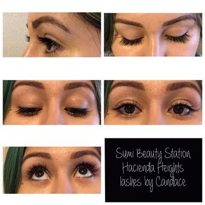 Sumi Beauty Station 15580 Gale Ave Hacienda Heights, CA Eyelashes