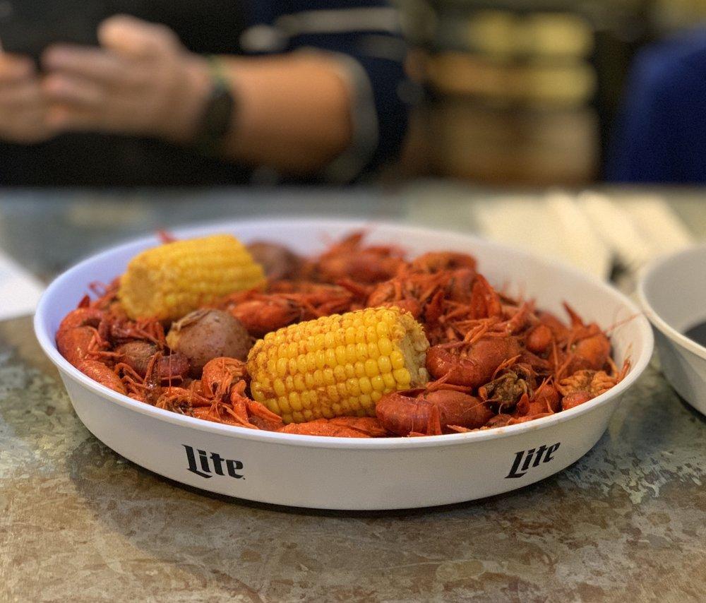 Bayou Jack's Cajun Grill - Roanoke