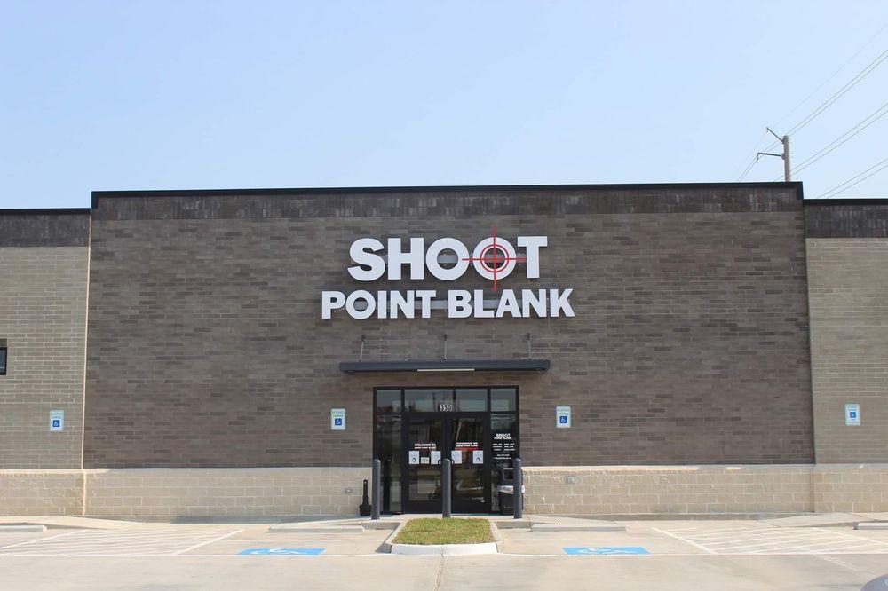 Shoot Point Blank - Webster: 350 E Nasa Pkwy, Webster, TX