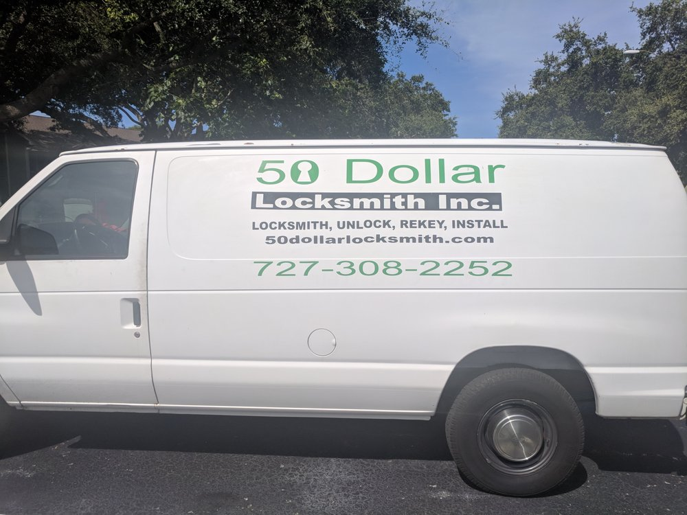 50 Dollar Locksmith: Pinellas Park, FL