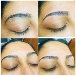 Classic Eyebrows Threading Henna Tattoo 60 Photos 16 Reviews