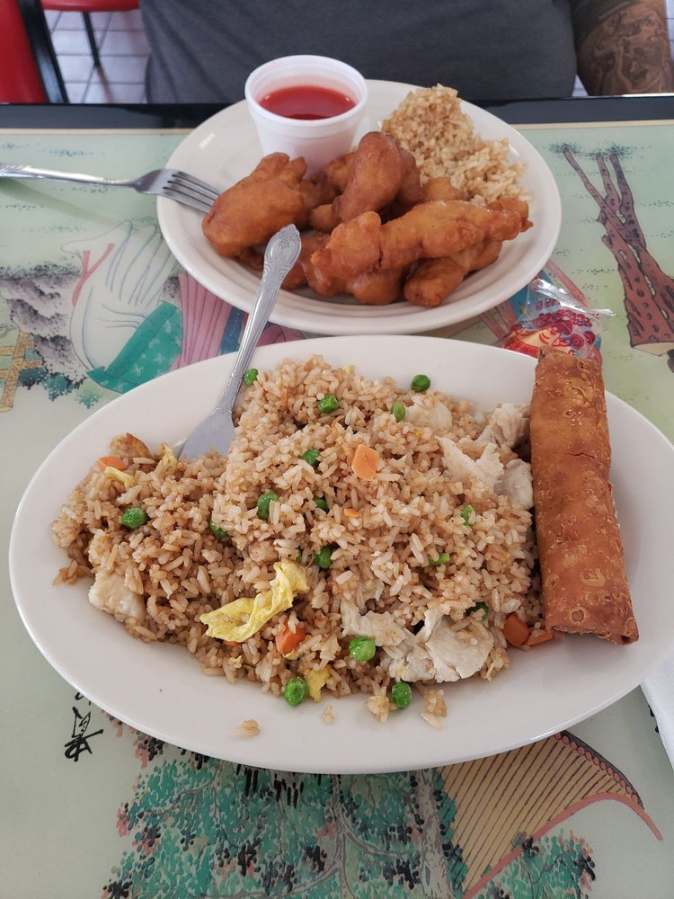 Classic Wok Chinese Cafe: 1737 W 7th Ave, Corsicana, TX