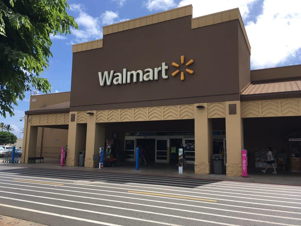 Walmart - Grocery - 101 Pakaula St - Kahului, HI, United ...