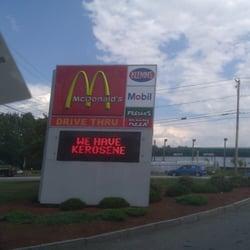 Photo Of Mcdonald S Windham Nh United States Sign