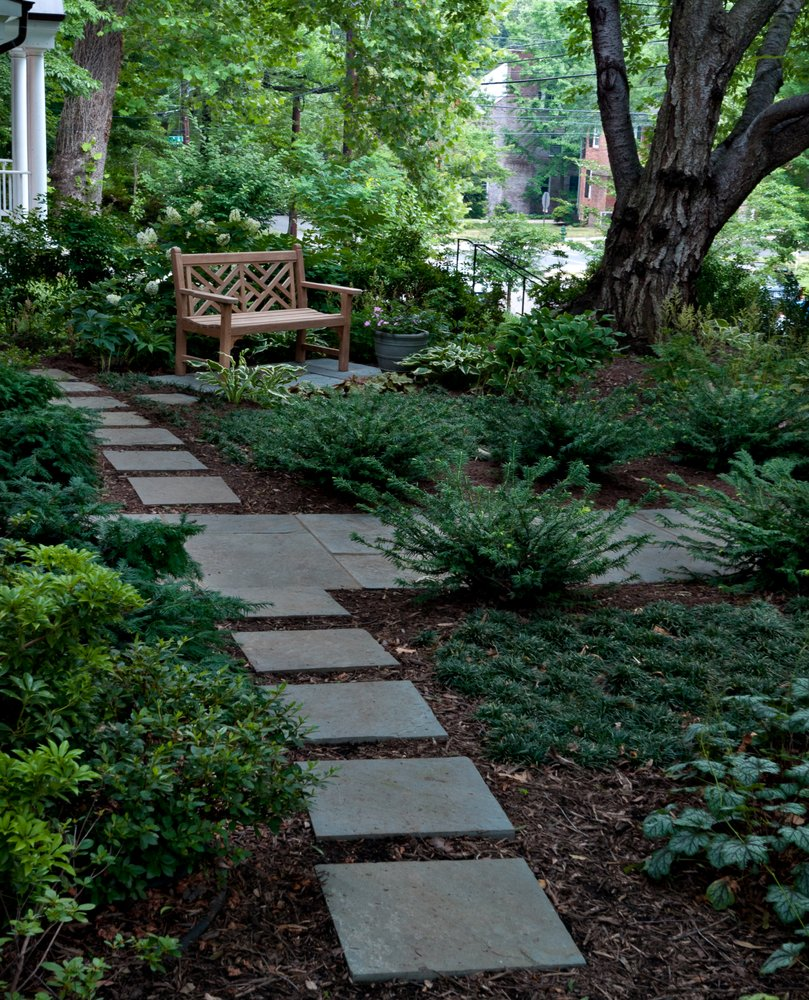 Lynne Church Landscape Design: 814 A St SE, Washington, DC, DC