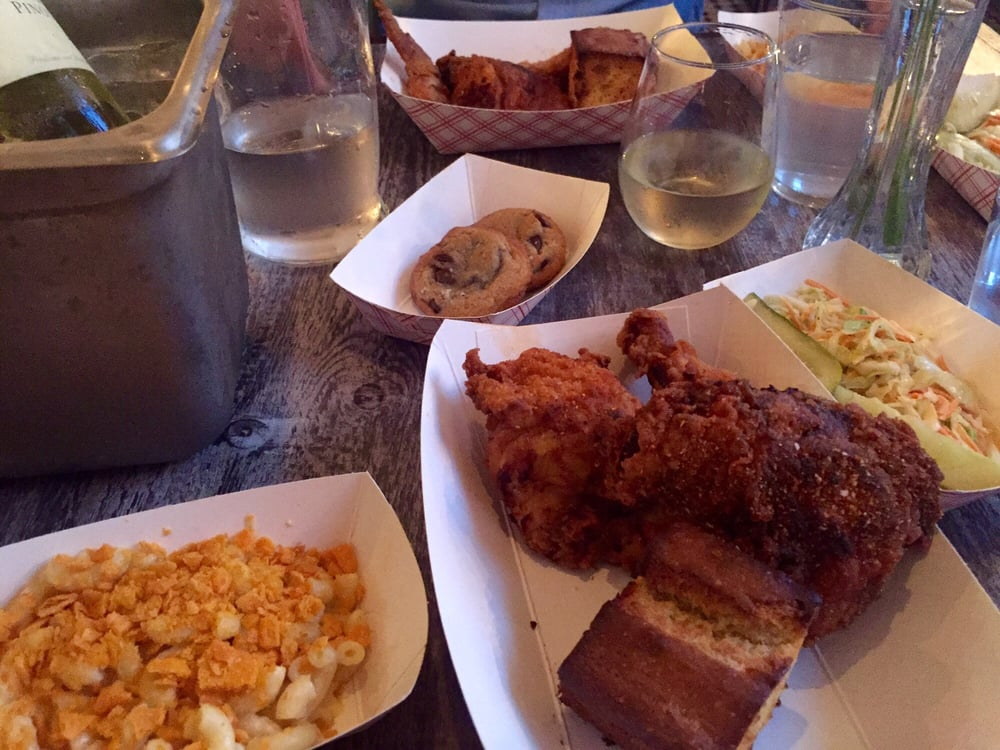 Fried chicken Monday special - Yelp