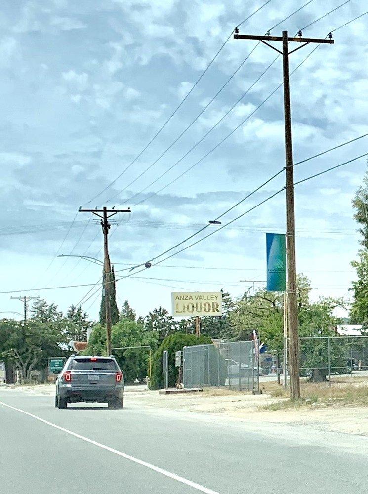 Skip's Anza Valley Liquor: 56376 State Highway 371, Anza, CA