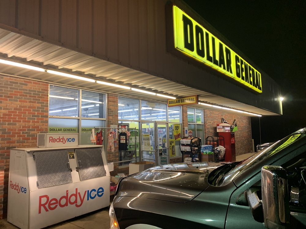 Dollar General Store: 6160 Hwy 411, Benton, TN