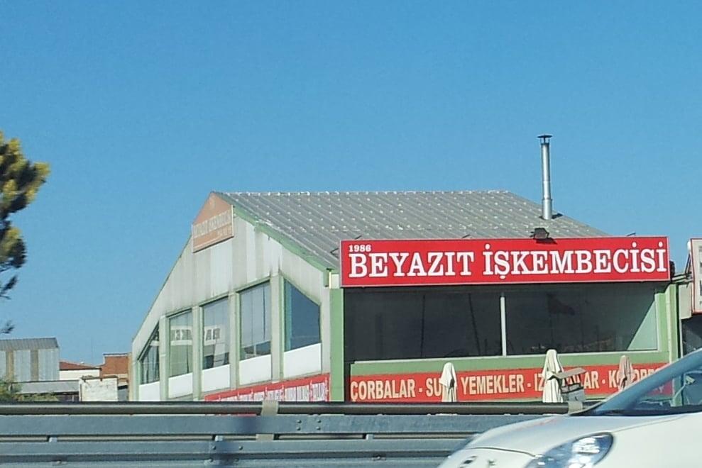 Beyazıt İşkembecisi: Bağdat Cad., Ankara, 06