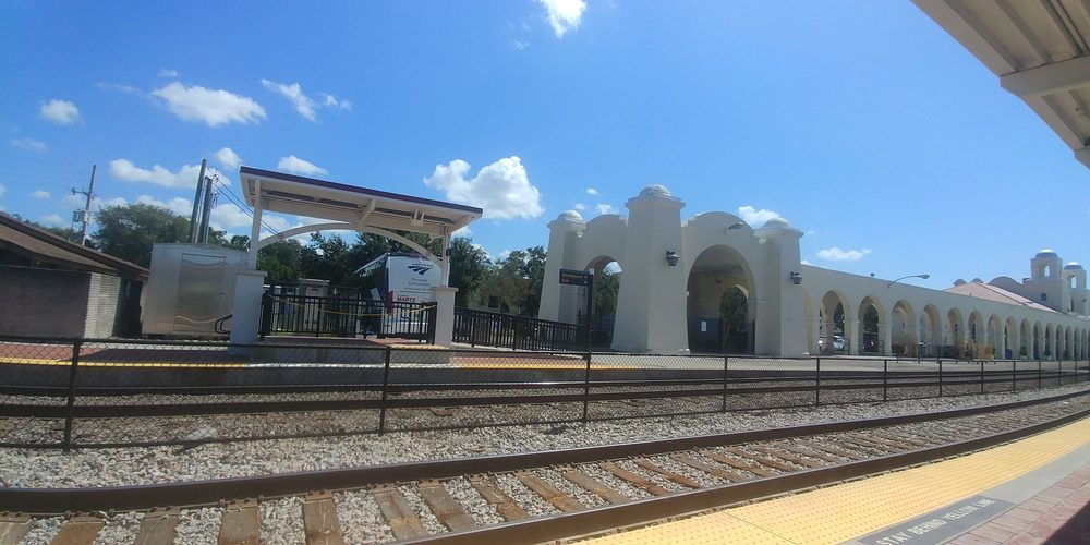 Orlando Health / Amtrak Sun Rail Station