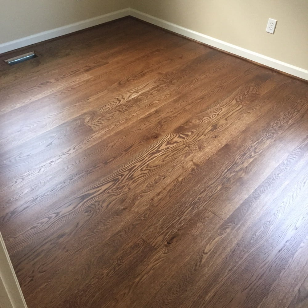 """White Oak Maryland: Locally Milled 4""""5""""6"""" White Oak, DuraSeal Provincial And"""