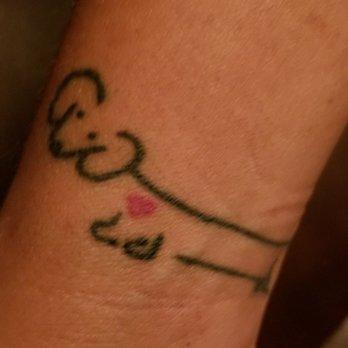 Club tattoo 382 photos 209 reviews tattoo 3663 s for Cheap tattoos las vegas