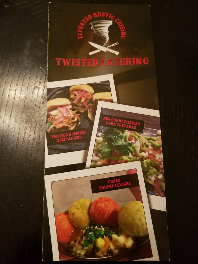 Twisted Catering: 1322 25th St, Orlando, FL