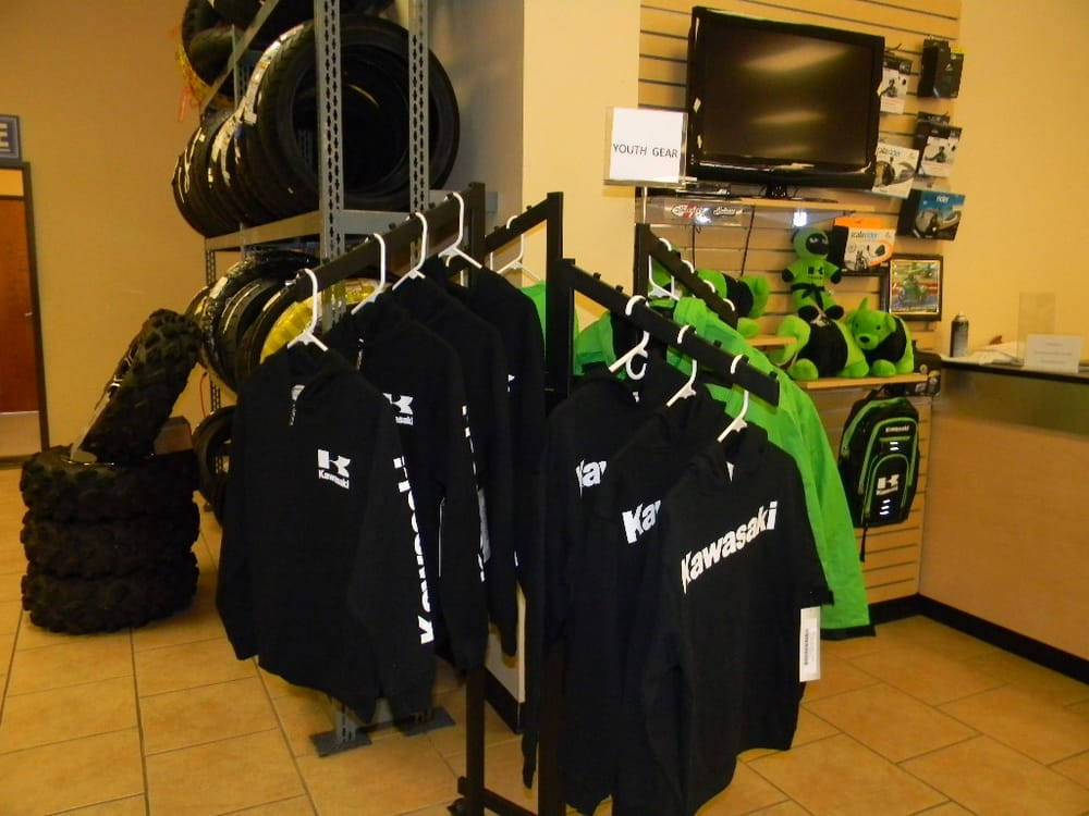 Genuine Kawasaki Products Accessories And Apparel As