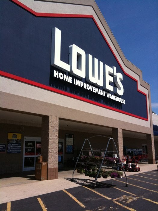 Lowe's Home Improvement Warehouse - Building Supplies ...