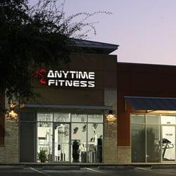 Anytime Fitness Gyms 3030 Thousand Oaks San Antonio