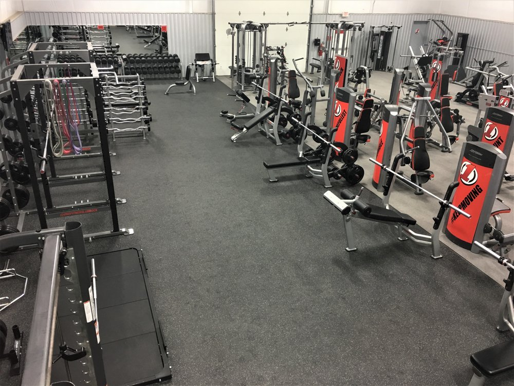 One Fitness Lubbock: 7615 82nd St, Lubbock, TX