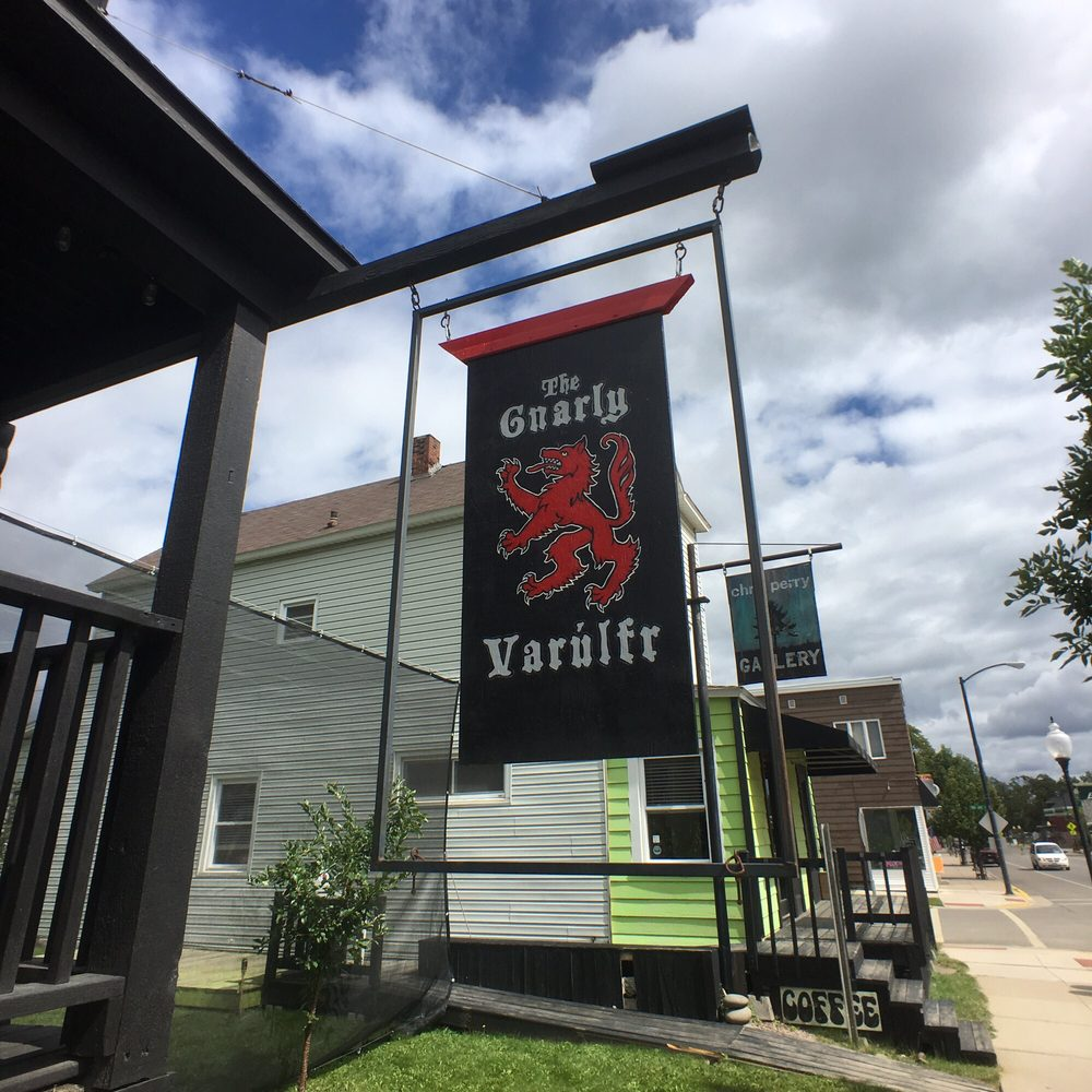 The Gnarly Varúlfr: 439 E Sheridan St, Ely, MN