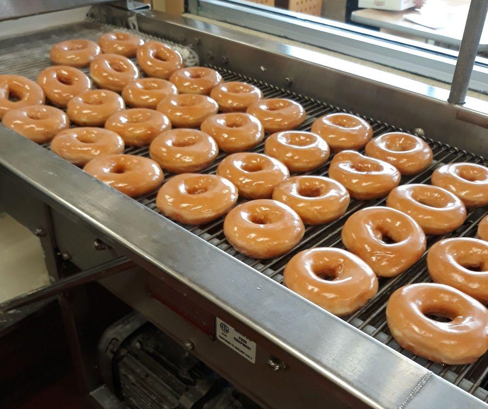 Krispy Kreme: 1144 E Ruben M Torres Sr Blvd, Brownsville, TX