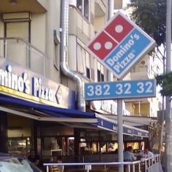 Dominos Pizza Pizza Girne Cad No191a Izmir Turkey