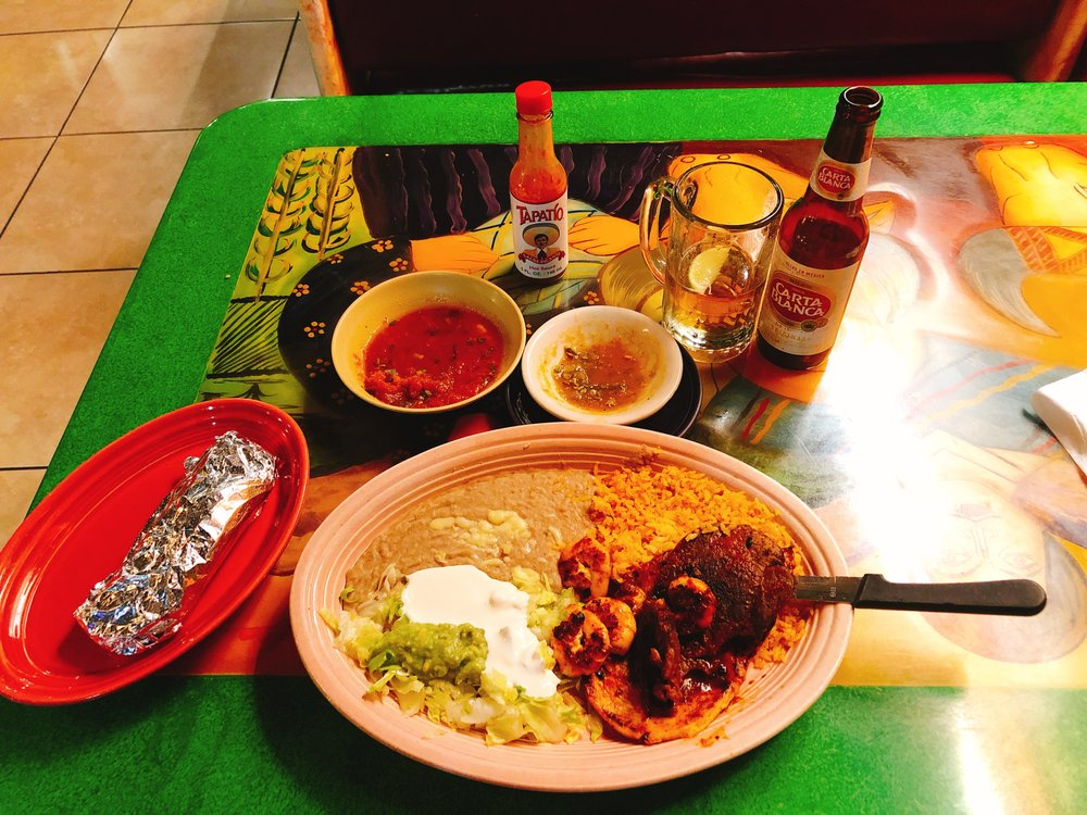 Little Mexico: 211 E Main St, Crawfordsville, IN