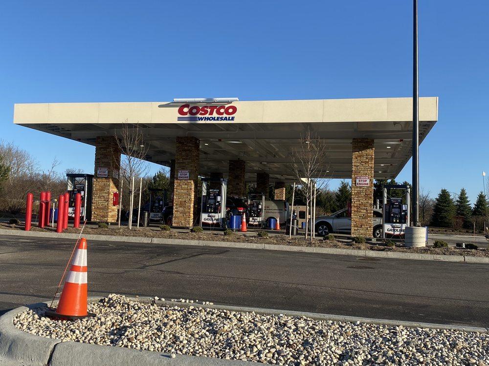 Costco Gas: 25901 Riverwoods Rd, Mettawa, IL