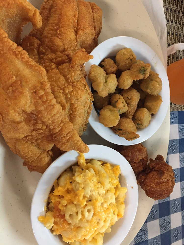 Deshawn's Seafood and Chicken: 10316 Atomic Rd, North Augusta, SC