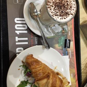 aroma espresso bathurst and wilson. photo of aroma espresso bar - toronto, on, canada. hot chocolate and fig bathurst wilson r