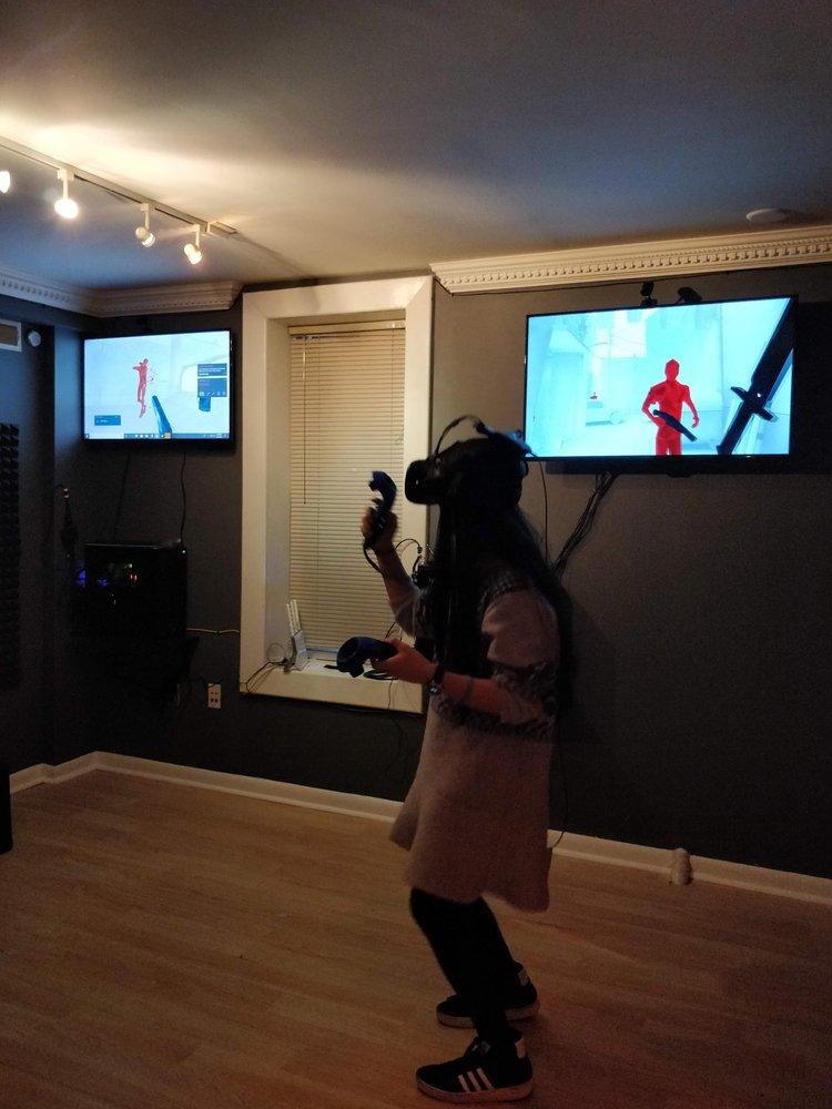 VR Zone DC: 2300 Wisconsin Ave NW, Washington, DC, DC
