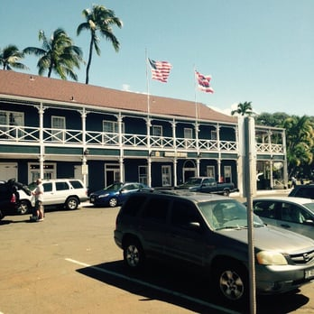 Photo Of Best Western Pioneer Inn Lahaina Hi United States Front