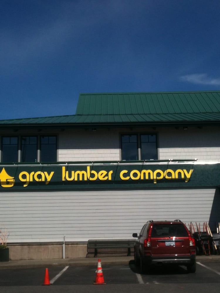 Gray lumber company reviews hardware stores
