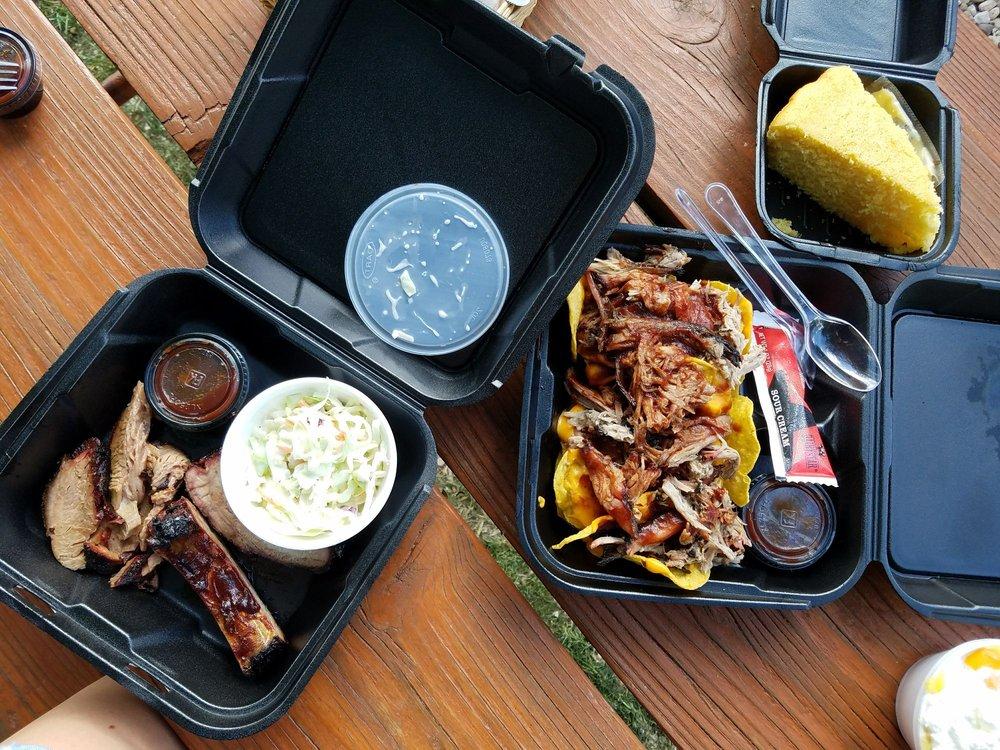 Idk Barbecue: 161 North Main St, Tropic, UT