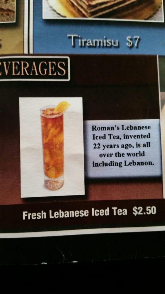 Roman S Cafe Baton Rouge La