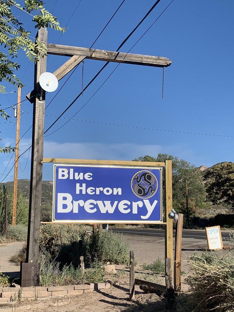 Blue Heron Brewing Company: 2214 New Mexico 68, Embudo, NM