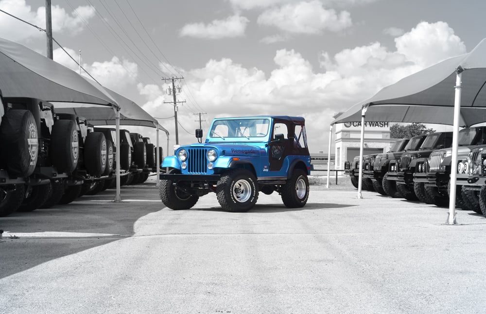 we specialize in 1976 to current jeeps come by and see. Black Bedroom Furniture Sets. Home Design Ideas