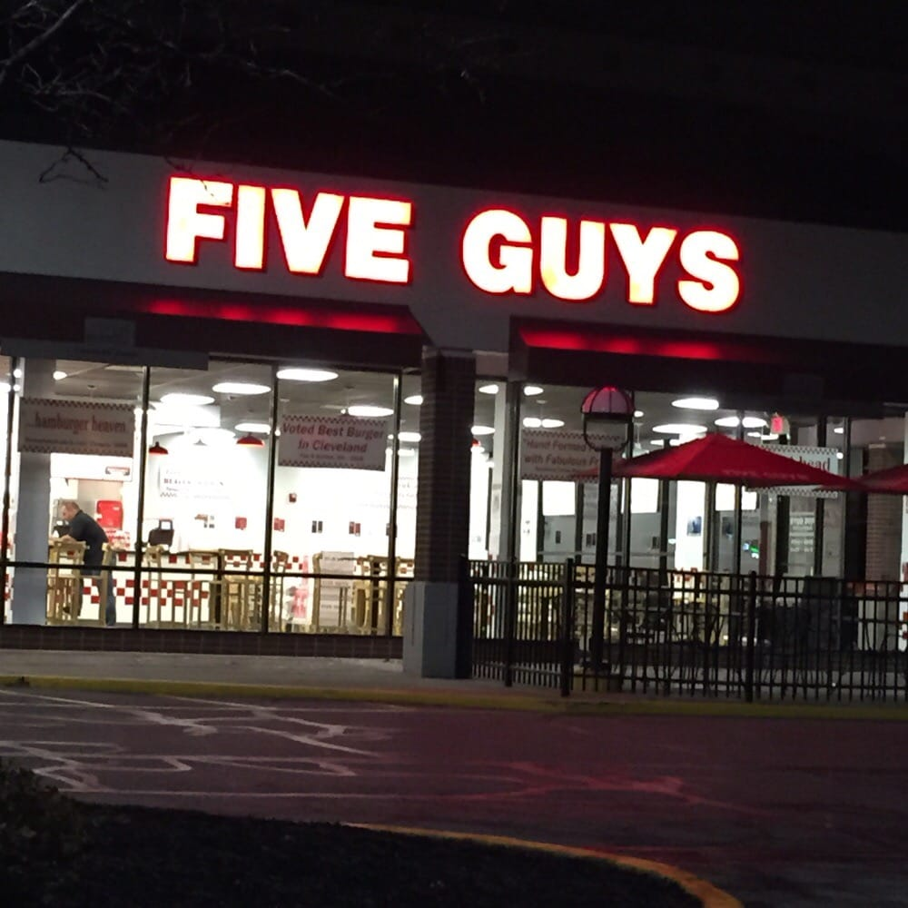Auto Service Near Me >> Photos for Five Guys - Yelp
