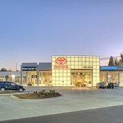 Wilson Toyota Bellingham Photo Of Toyota Of Bellingham   Bellingham, WA,  United States.