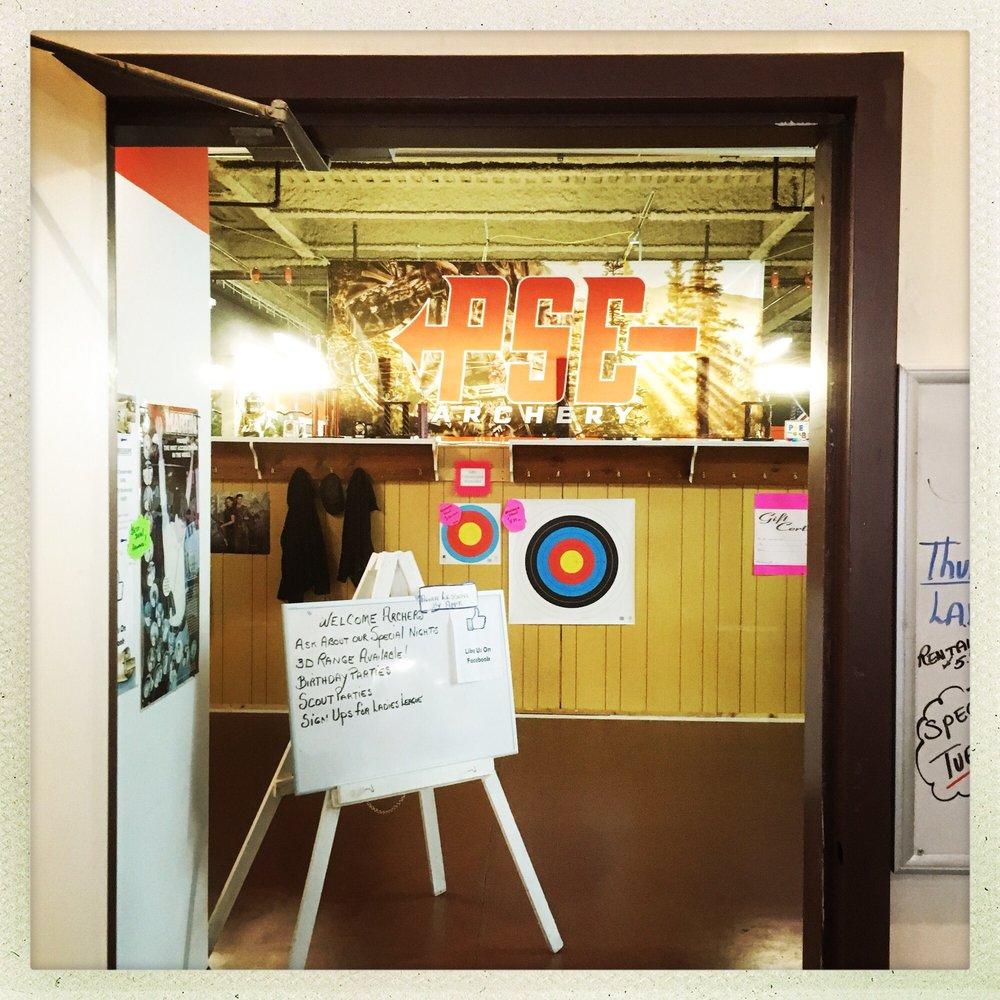 Tangy's Archery Lanes & Pro Shop: 200 Bald Hill Rd, Warwick, RI