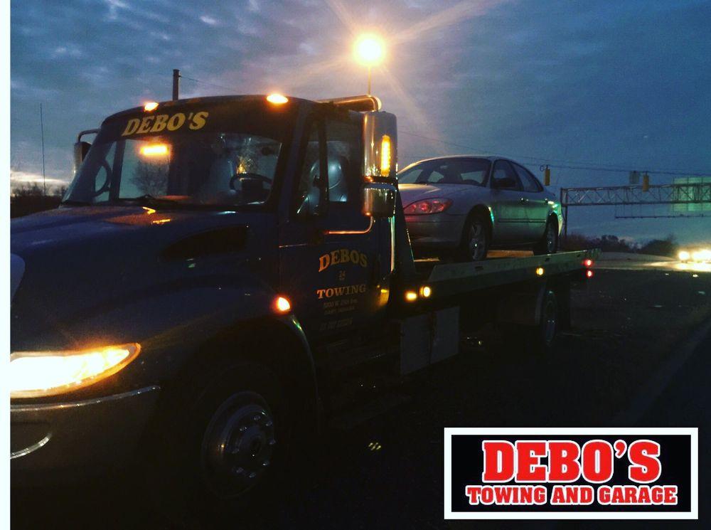 Debo's Towing and Garage: 2700 W Ridge Rd, Gary, IN