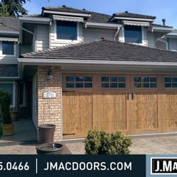 Photo Of J Mac Garage Doors Repair Installation Vancouver Bc Canada