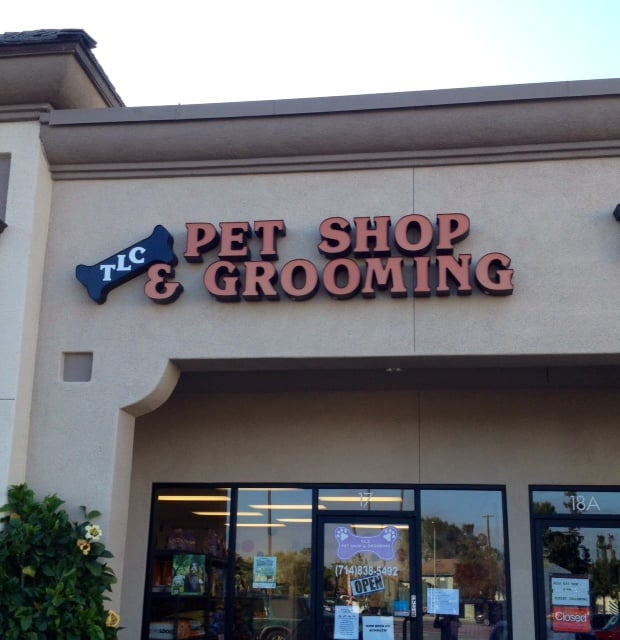 TLC Pet Shop & Grooming