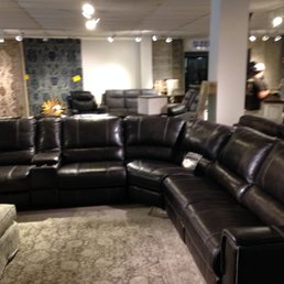 Photo Of Household Furniture Galleries Lake Charles La United States Leather Sectionals