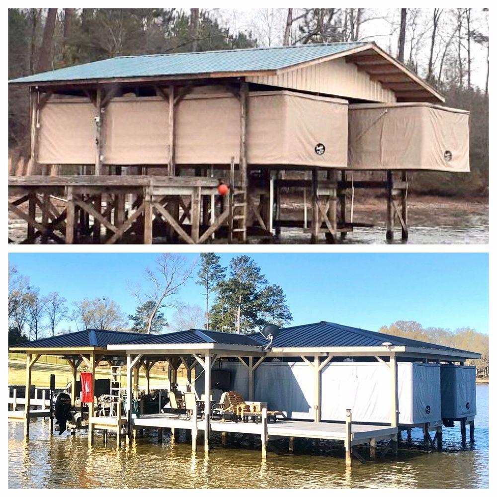 T&M Custom Docks: 806 Highway 187 S, Anderson, SC