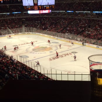 Harris Club at the United Center 10 s & 11 Reviews