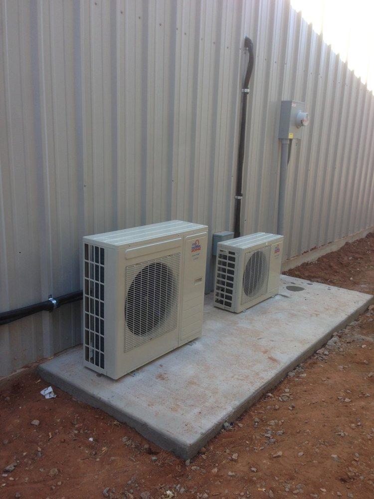 Cross Heat & Air: 223 E Main St, Weatherford, OK