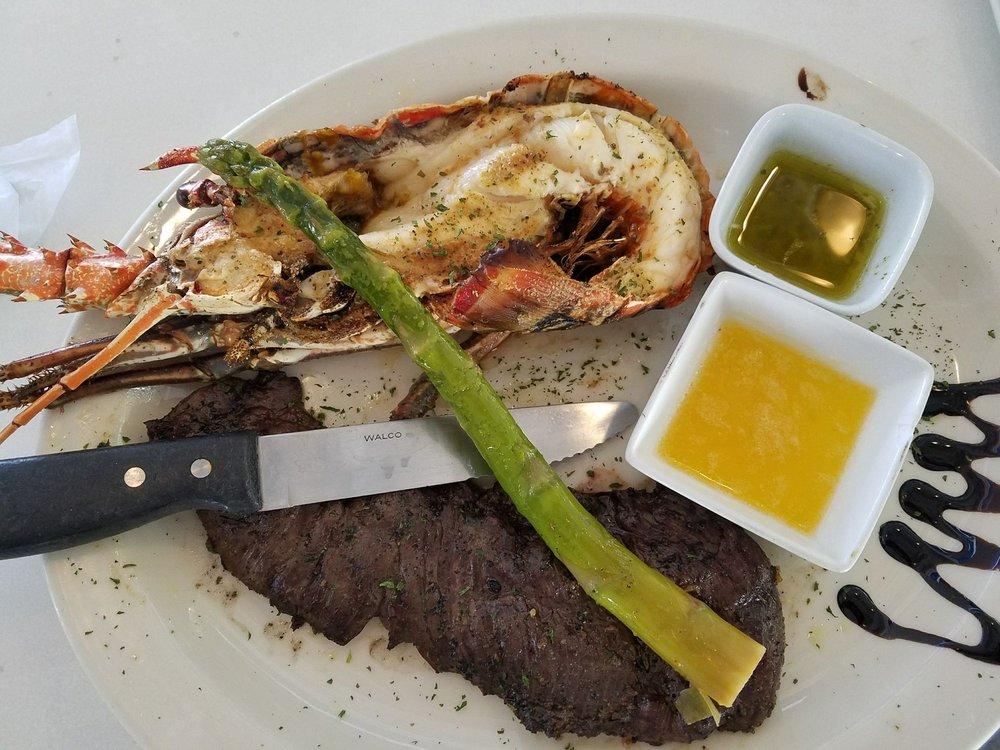 Santorini Ocean Lounge Restaurant: Carretrea PR 2 Km. 218, Ponce, PR